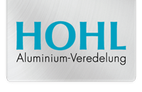 Aluminiumveredelung | Hohl GmbH